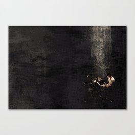 Whiplash Canvas Print