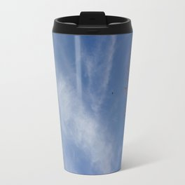 Two Sides to Every Story Travel Mug
