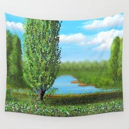 Poplar Wall Tapestry
