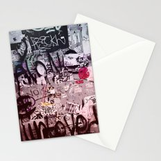 Writing's on the Wall Stationery Cards