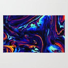 LAVA BLUE Rug