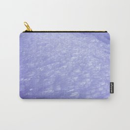 Glittery Ice Carry-All Pouch