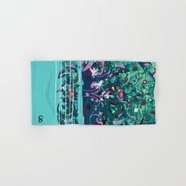 Modern Eslimi Hand & Bath Towel