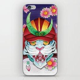 Tora! iPhone Skin