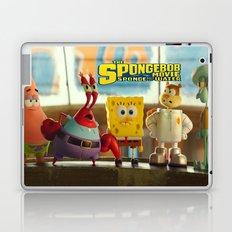 spongebob squarepants,cartoon,patrick,Squidward,sandy,Mr. Krabs,movie, Laptop & iPad Skin