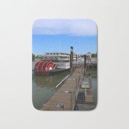 Delta King  Riverboat Bath Mat
