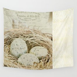 In the Nest Wall Tapestry