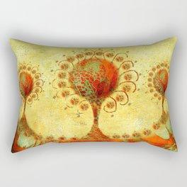Innocent Brocade... Rectangular Pillow