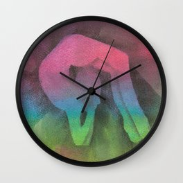 Contortionist Wall Clock