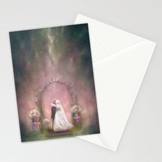 A Happy Beginning Stationery Cards