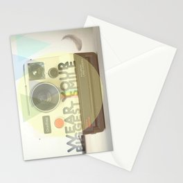 WEAR YOUR BIGGEST SMILE Stationery Cards