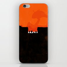 Aqua Teen Hunger Force Colon Movie Film For Theaters iPhone & iPod Skin