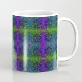 Tryptile 47l (Repeating 2) Coffee Mug