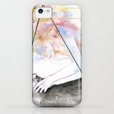 two different lights iPhone 5c Slim Case