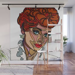 I Love Lucy Wall Mural
