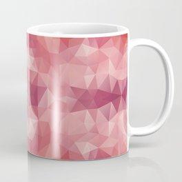 """Berries mousse"" triangles design Coffee Mug"
