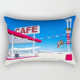 Roys Hotel Rectangular Pillow