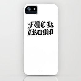 Fuck Trump, but fancy iPhone Case