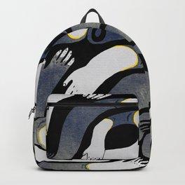 hand work Backpack