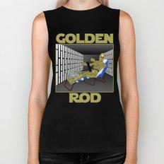 Golden Rod Biker Tank