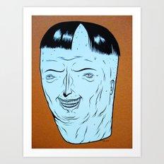 m.h.n.#4 Art Print
