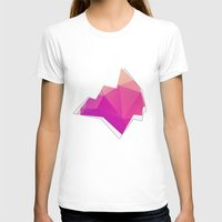 polygon T-shirts featuring Polygon Soul by Favored Clothing