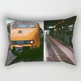 coldtrain Rectangular Pillow