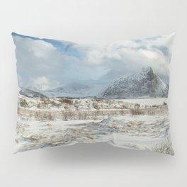 The Land of snow Pillow Sham