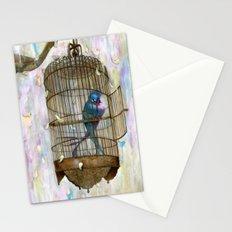 Birds in Love! Stationery Cards
