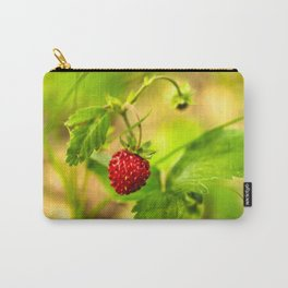 Wild strawberry Carry-All Pouch