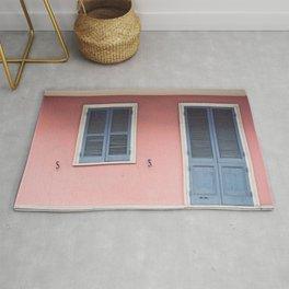 French Quarter Color, No. 3 Rug