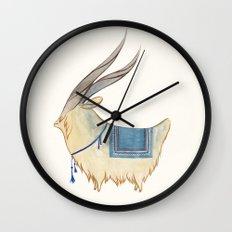-Ü- Wall Clock