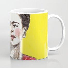 Frida Chinese New Year Coffee Mug