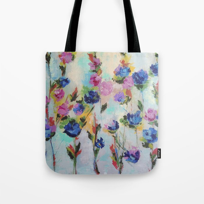 Flowers 3 Tote Bag