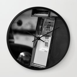 Simple Times 4 Wall Clock