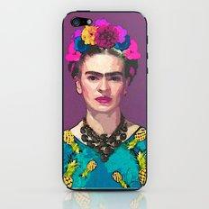 Trendy Frida Kahlo iPhone & iPod Skin