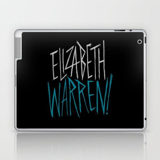 Elizabeth Warren! Laptop & iPad Skin