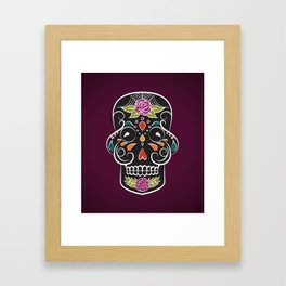 Two Sides of Lonely (1) Framed Art Print