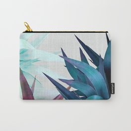 Tropical Leaves, Botanical Carry-All Pouch