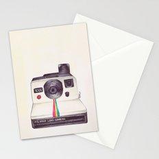 Ballpoint Pen Polaroid Stationery Cards