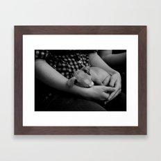 Rest Framed Art Print