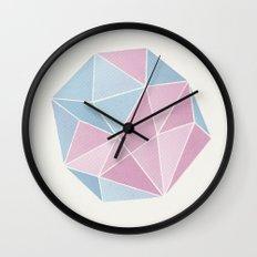 cubes. Wall Clock