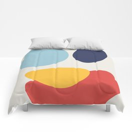 Abstract No.8 Comforters