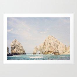 Cabo San Lucas - Mexico - Beach Art Print