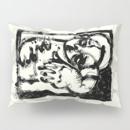 Lonesome Saint Pillow Sham