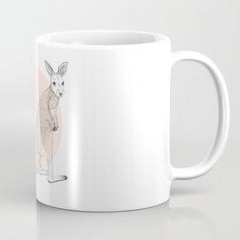Baby Kangaroo Coffee Mug