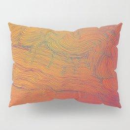 Auric Waves Pillow Sham