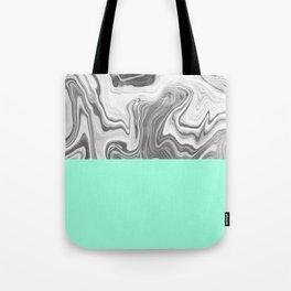 Liquid Sea Tote Bag