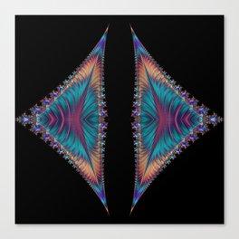 Solar Sails of My Dreams Canvas Print