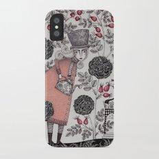 Winter Garden iPhone X Slim Case